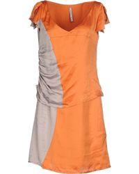 Pianurastudio | Short Dress | Lyst