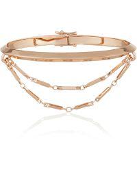 Eddie Borgo - Rose Gold-plated Bracelet - Lyst