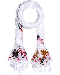 Antik Batik Orea Scarf - Lyst