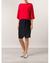 Sonia By Sonia Rykiel Ribbed Sweater - Lyst