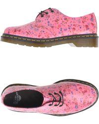 Dr. Martens Lace-Up Shoes - Lyst