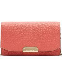 Burberry Madison Leather Shoulder Bag - Lyst