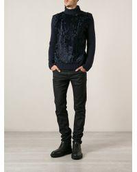 Ermanno Scervino Slim Fit Jeans - Lyst