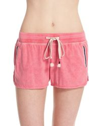 Jane & Bleecker New York - Jersey Lounge Shorts - Lyst