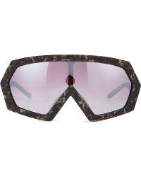 KTZ - Marble Frame Sunglasses - For Women - Lyst
