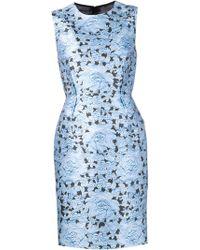 Giambattista Valli Floral Dress - Lyst
