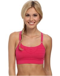 Smartwool Phd® Seamless Strappy Form Fit Bra - Lyst