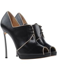 Casadei Shoe Boots - Lyst