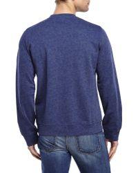 Altea - Floral Sweatshirt - Lyst