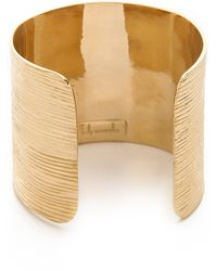 Kelly Wearstler - Fixation Cuff Bracelet - Lyst