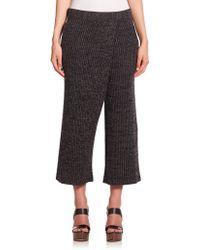 Thakoon - Draped Knit Culottes - Lyst