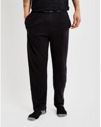 Calvin Klein   Lounge Pants Black   Lyst