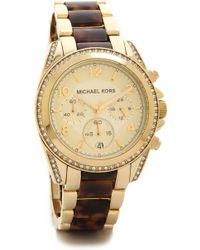 Michael Kors Blair Watch  - Lyst