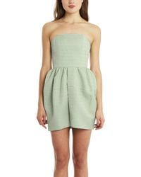 Camilla & Marc Riddle Dress Spearmint green - Lyst