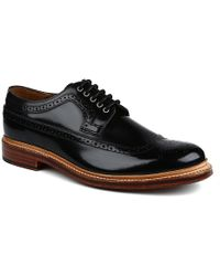 Grenson Sid Derby Shoes - For Men - Lyst