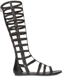 Rampage Porshia Gladiator Sandals - Lyst