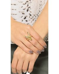 House of Harlow 1960 - Turkana Ring - Gold - Lyst