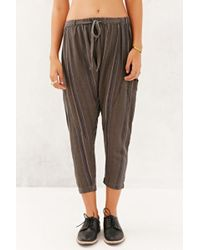 BDG Military Two-pocket Harem Pant - Lyst