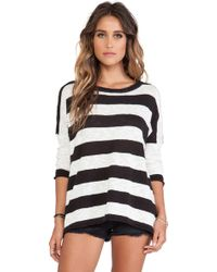 Mink Pink Lazy Sundays Knit Top - Lyst
