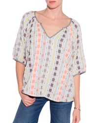 Ace & Jig Meadow Top - Lyst