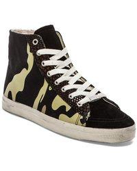 Kim & Zozi Black Congo Sneaker - Lyst