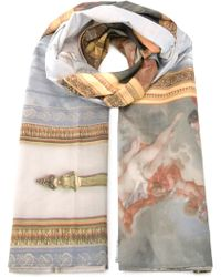 Vivienne Westwood Multicolor 'Fracking' Pareo - Lyst