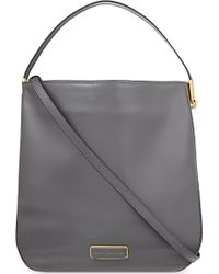 Marc By Marc Jacobs Ligero Leather Hobo Bag - For Women - Lyst