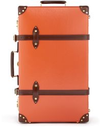 """Globe-trotter Centenary 28"""" Suitcase With Wheel - Lyst"""