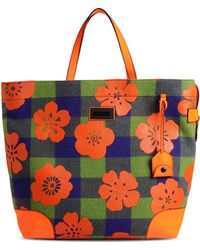 Moschino | Large Fabric Bag | Lyst