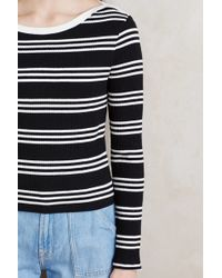 Everleigh - Kerstin Striped Pullover - Lyst