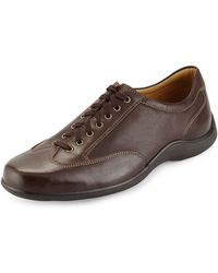 Cole Haan Dalton Leather Lace-up Oxford - Lyst