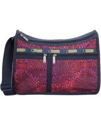 LeSportsac Tribal Crossbody Bag - Lyst