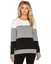 Kathryn Mccarron - Isla Colorblock Sweater - Lyst