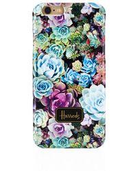 Harrods Cactus Flower Iphone 6 Case - Lyst
