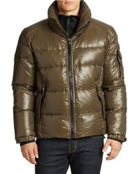 S13/nyc - Racer Classic Down Jacket - Lyst