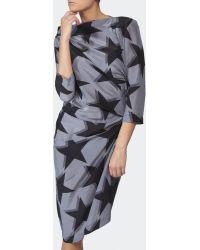 Vivienne Westwood Anglomania Star Taxa Dress - Lyst
