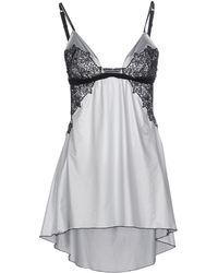 Miss Naory   gray Nightgown   Lyst