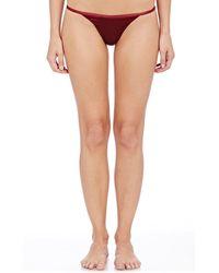 Curriculum Vitae - Claudia Lace Bikini - Lyst