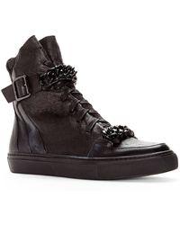 Rachel Zoe Blaine High-top Sneakers - Lyst