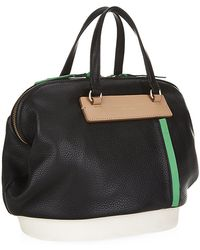 Marc By Marc Jacobs - Round The Way Girl Colour Block Satchel - Lyst