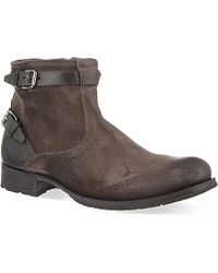 NDC Constantine Leather Ankle Boots - For Women - Lyst