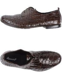 Rocco P Lace-Up Shoes - Lyst