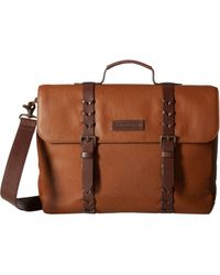 Johnston & Murphy - Flapover Briefcase - Lyst