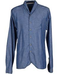 Uniforms for the Dedicated - Denim Shirt - Lyst