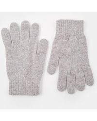 Glen Lossie - Lambswool Touch Gloves - Lyst