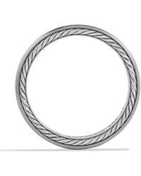 David Yurman Streamline Narrow Band Ring - Lyst