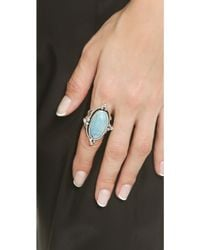 Samantha Wills - Grace Of Your Love Ring - Turquoise - Lyst