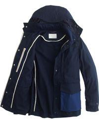 J.Crew Nanamica® Pier Coat - Lyst