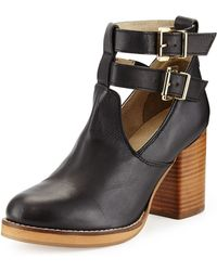 Seychelles Maximum Ankle-wrap High-heel Bootie - Lyst
