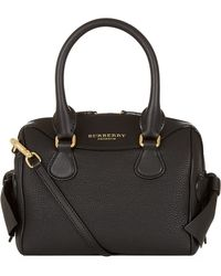 Burberry Prorsum - Small Alchester Bow Detail Bag - Lyst